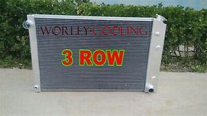 3 ROWS ALUMINUM RADIATOR for 1973-1987 Chevy C10 C20/ K10 K20 Suburban GMC Truck