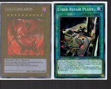 Yugioh Card - Cyber Repair Plant - Legendary Dragon Decks LEDD-ENB12 New