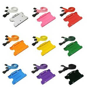 Lanyard & Card Holder for Health Care Assistant Support Worker Practitioner RGN