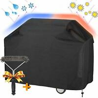 UKEER BBQ Cover Outdoor Barbecue Cover Waterproof Heavy Duty Gas Grill Cover