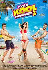 Kya Kool Hain Hum 3 - 2016 Hindi Movie DVD / Region Free / Subtitles / Aftab Shi