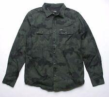 Hurley Camo Long Sleeve Shirt (M)