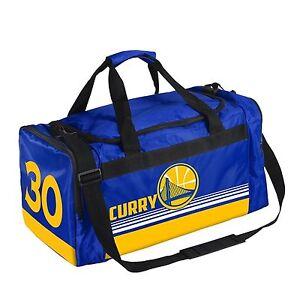 NBA Stephen Curry # 30 Golden State Warriors Duffle Bag