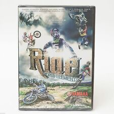 Ride: World Elements - DVD Motocross MX Supercross Enduro FMX Desert Racing NEW