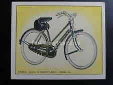 No.9 DAWN 'R' TOURIST - MODEL 19L Raleigh The All Steel Bicycle by Raleigh 1957