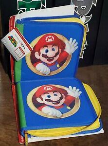 Super Mario System Case (Nintendo 3DS, 3DS XL, 2DS) Mario, Luigi PDP carry case