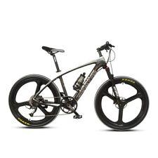 S600 9 Velo eBike Bicicleta Eléctrica 250w 36v Fibra De Carbono De Montaña MTB