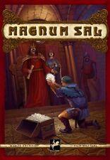Magnum Sal, Boardgame, New by Leonardo Games, Multilingual Edition
