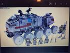 Lego Star Wars Clone Turbo Tank (75151) 100% Complete