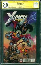 X Men Gold 3 CGC SS 9.8 Campbell Signed Team Variant Dark Phoenix Movie 7/17