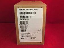 """J9F49A 787649-001 HPE MSA 1.8TB 12G SAS 10K SFF 2.5"""" DP 512e ENT HDD Retail NEW"""