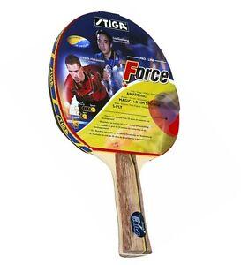 Table Tennis Bat: Stiga 1 Star Force Bat