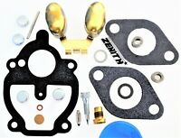 Carburetor Kit & Float fits IHC Farmall Super A C tractor with 11115 11340  C68