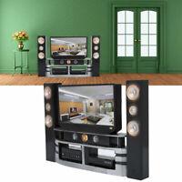 1:12 Puppenhaus Miniature TV Fernsehen Remote Controller Modell Home Möbel Dekor