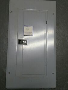 T&B Thomas Betts TBB20 (20-40) Challenger Circuit Breaker Panel Cover