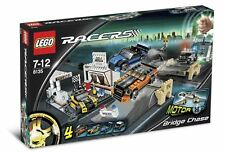 NEW Lego RACERS #8135 Bridge Chase SEALED