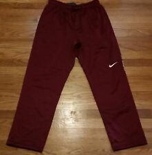 New Nike Men's L Florida State Seminoles Sideline Football Pants Red MSRP $65