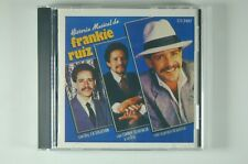 FRANKIE RUIZ Historia Musical de..TOMMY OLIVENCIA  SALSA LATIN CD RODVEN orig M
