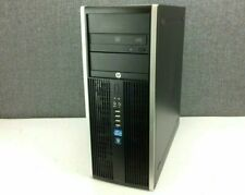 HP 8300  Intel Xeon i5 2nd gen 12GB RAM 500GB and 20GB SSD Tower