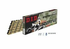 DID 520 x 100 Links ATV2 Series Xring Sealed Gold Drive Chain