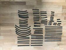 Gleise  Minitrix / Arnold Konvolut Spur N 68 Teile