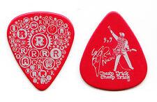 Cheap Trick Rick Nielsen Signature Red R's (Small Logo) Guitar Pick - 2010 Tour