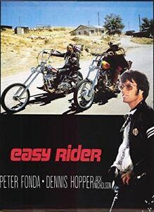 Easy Rider (1969) | US Import Filmplakat Poster 68x98 cm