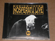ENRICO INTRA - NOSFERATU LIVE - CD COME NUOVO (MINT)