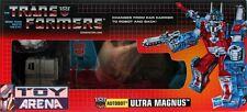 Transformers TRU G1 Reissue Ultra Magnus Classic Commemorative MISB Hasbro