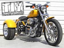 Frankenstein Trikes Sport Trike Kit for Harley-Davidson 2004 & up Sportster