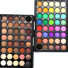 40Colors Cosmetic Eyeshadow Matte Cream Eye Shadow Makeup Palette Shimmer Set