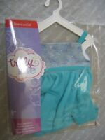 "American Girl 18"" Doll Clothes BLUE SEA DRESS CLOTHES  TRULY ME NEW"