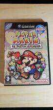 Paper Mario La Puerta Milenaria | Nintendo GameCube PAL España | Completo y Como