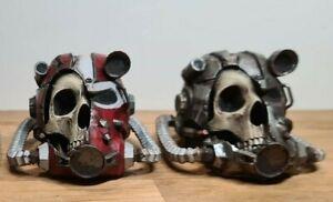 Fallout Power Armor Helmet T60b / Skull | Resin Printed | Painted or Unpainted
