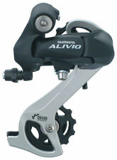 Shimano RD-M410 Alivio SGS Rear Derailleur Long Cage 7/8Speed For MTB Bike Black