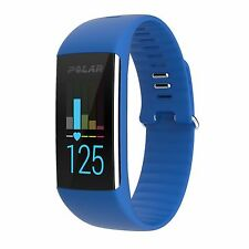 Polar A360 Fitness Tracker + Wrist-Based Heart Rate Monitor  Blue SZ MED