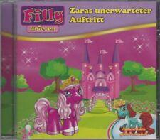 Filly Fairy 7 - Zaras unerwarteter Auftritt + Agnix und das große Feuerwerk - CD