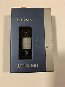 Sony TPS- L2 Walkman - Blue