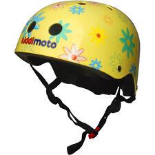 Kiddimoto Helmet Childs Kids Bike BMX Cycle Stunt Scooter Skate Flower Small
