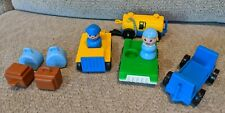 Vintage Fisher Price Vintage Little People Lot Airport