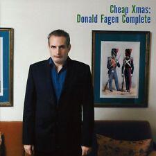 DONALD FAGEN CHEAP XMAS: DONALD FAGEN COMPLETE 5-CD BOX SET