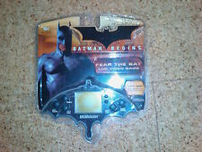 CONSOLA GAME GEAR BATMAN BEGINS PRECINTADA
