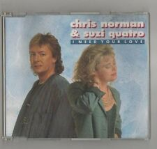chris norman & suzi quatro - i need your love   smokie cd
