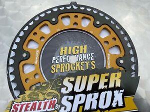 Supersprox Stealth Sprocket For Kawasaki GPZ 900 R, GPZ900, ZR 1100 Zephyr 49 Z