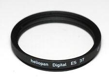 Heliopan filtro UV es 37mm x 0,75 vergütet slim-Made in Germany (nuevo/en el embalaje original)