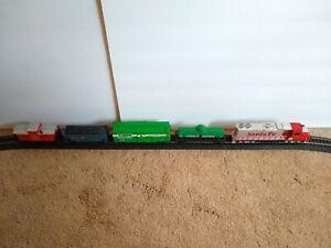 Custom Life Like HO Scale train Set Pre-owned