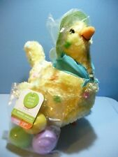 Hallmark Squawkin' Egg Droppin' Hen Animated Sings Lays Eggs New w/ Tags