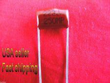 12 pcs  -  .022uf  (0.022uf, 22nf)  250v   poly film capacitors (L)