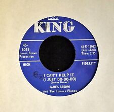 James Brown King 6015 I Can't Help It and I Got You