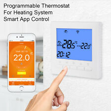 Programmable WiFi Thermostat for Water/Electric Room Underfloor Heating BI811